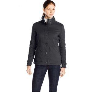 PRANA Marissa Water Resistant Nylon Jacket Coat